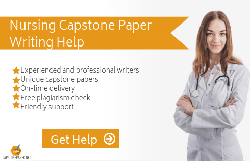 capstone project nursing assistance