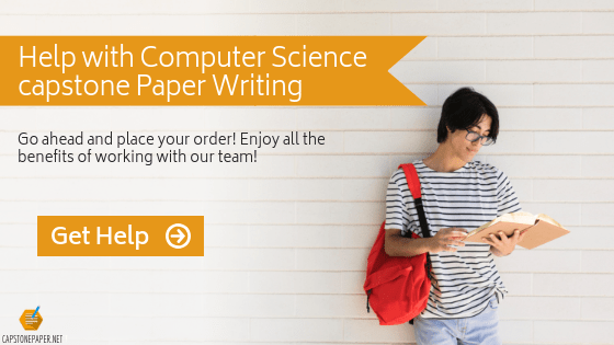 computer science capstone paper writing