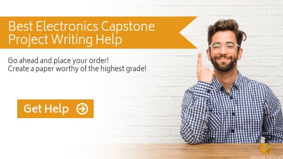 electronics capstone project help