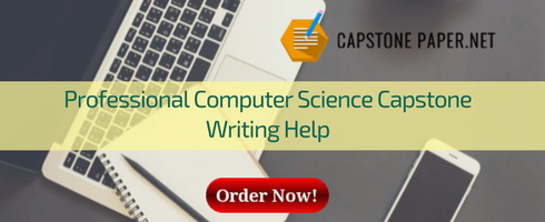 professional computer science capstone writing help