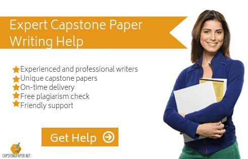 itt tech capstone project assistance