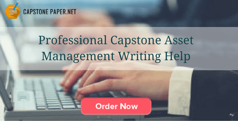 professioanl capstone asset management writing help