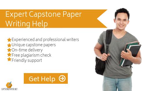 capstone presentation assistance