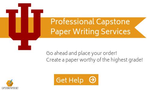capstone requirements document bloomington uni