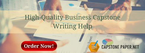 high-quality business capstone writing help