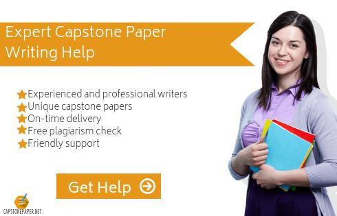 professional capstone portfolio presentation