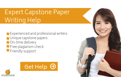 professional capstone writing