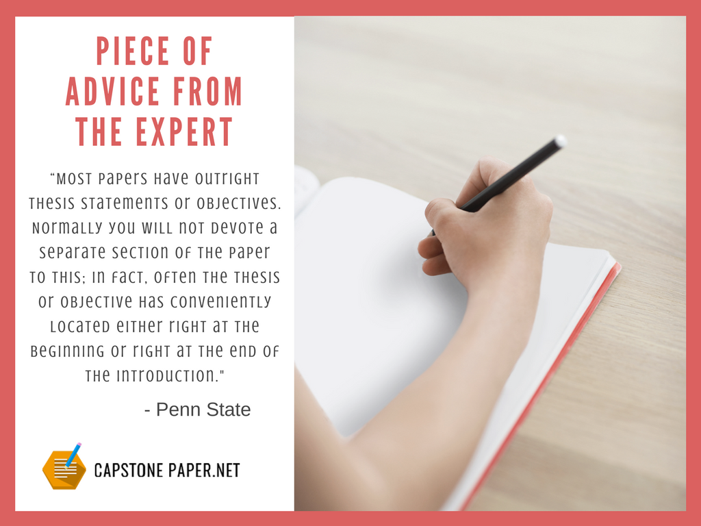 final paper tips from expert