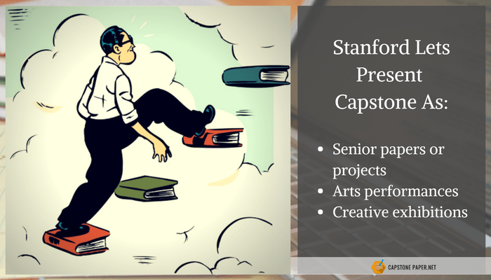 forms of presenting stanford senior capstone