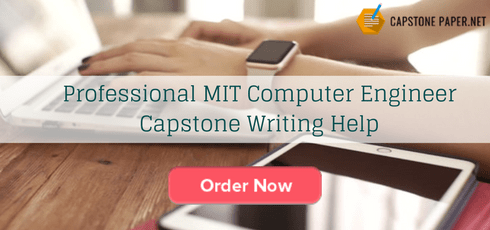 professional MIT computer engineer capstone writing help
