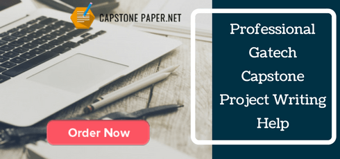 professional gatech capstone project writing help
