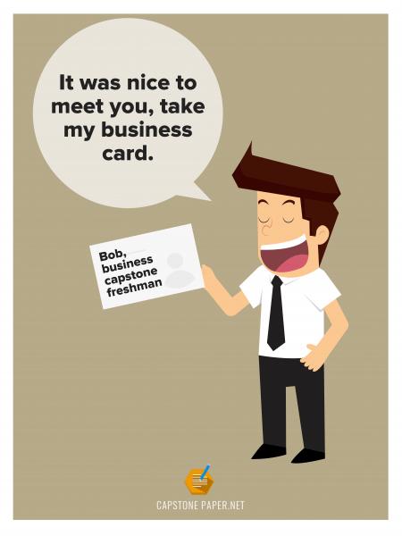 business capstone