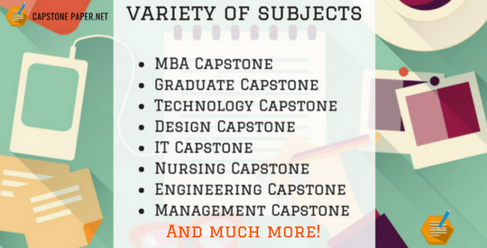 best capstone research help