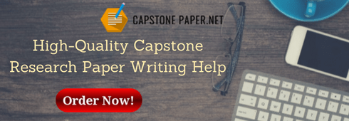 high-quality capstone research paper writing help