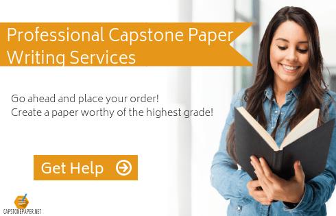 capstone design help