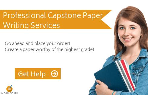 capstone powerpoint presentation help