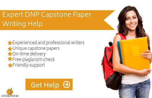 expert nursing capstone paper
