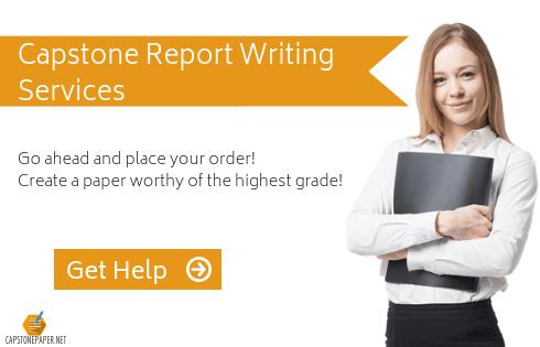professional capstone report