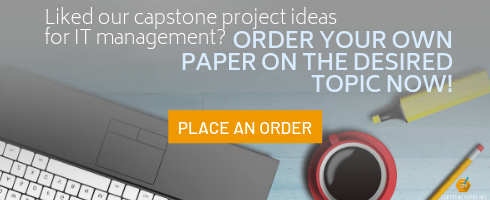 capstone project ideas for information system management
