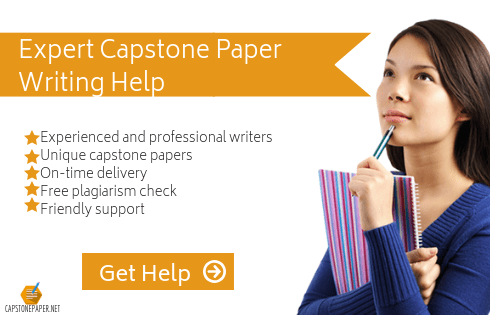 capstone project management it help