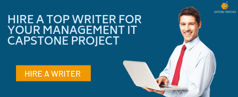 management it capstone project writer