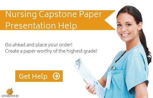 nursing capstone powerpoint presentation help