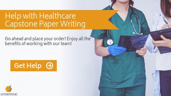 healthcare capstone paper writer