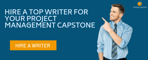 project management capstone paper writer
